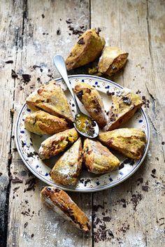 Dorian cuisine.com Mais pourquoi est-ce que je vous raconte ça... Scones, Dorian Cuisine, Biscuits, Gateaux Cake, Tea Time, French Toast, Rolls, Breakfast, Desserts