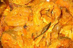 Cauliflower And Brinjal Curry