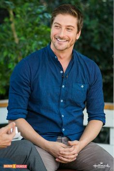 Daniel Lissing on Home & Family 2/25/2016