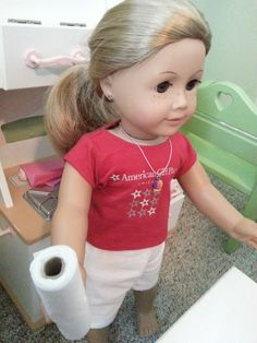 American Girl Doll C