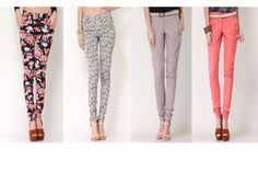 FROU FROU: Summer Suits. Trousers from shopnineteen.com.
