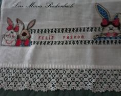 Colagem- crochet e Bainha