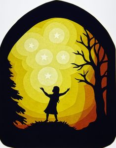 Aanbod – Transparant-art Tissue Paper Art, Waldorf Crafts, Chalkboard Drawings, Star Children, Nature Table, Shadow Puppets, Paper Stars, Star Art, Window Art