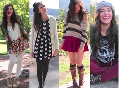 Macbarbie07! I just love her style so much, it's really similar to mine and it's so cuteee!