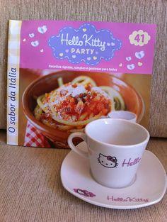 Hello Kitty Party – Edição 41 – Sabor da Itália