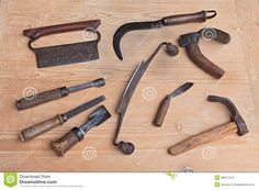 Antique Hand Wood Carving Tools http://www.woodesigner.net has great advice and also techniques to woodworking