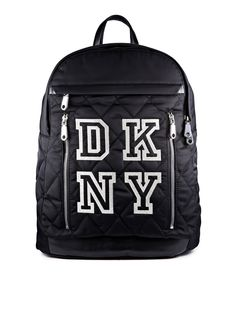 Collegiate Embroidery Backpack - DKNY