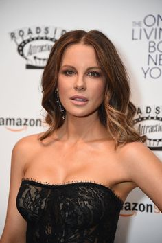 "Kate Beckinsale attends ""The Only Living Boy In New York"" New York Premiere at The Museum of Modern Art on August 7, 2017 in New York City."