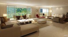 salas grandes e luxuosas - Pesquisa Google