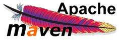 Apache Maven with Feather Logo
