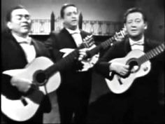 LOS PANCHOS (Johnny Albino) - Medley de Boleros - ca. 1966