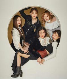 Irene, Yeri, Joy, ^Wendy and Seulgi