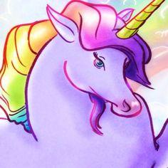 Einhorn by Román Vélez Videos, Princess Peach, Unicorn, Rainbow, Instagram, Painting, Fictional Characters, Art, Rain Bow