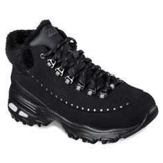 a13ee5976a2950 Skechers D Lites Gleeful Women s Winter Boots