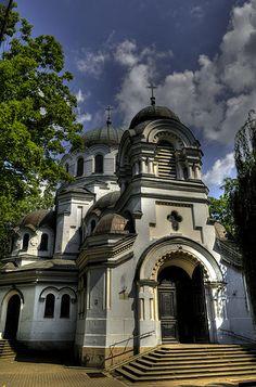 Former orthodox church in Kielce