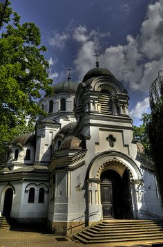 Former orthodox church in Kielce