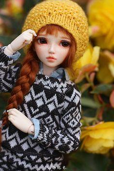 Fairyland Minifee Chloe, wow this is a chloe?she looks.... Different. Beautiful!!!