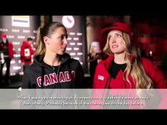 A Moment with Chloé & Justine Dufour-Lapointe | Sochi 2014 Olympic Winter Games