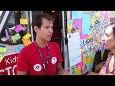 Bringing Design Thinking to Schools - SparkTruck