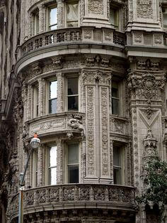 Alwyn Court, located at Street and Seventh Avenue.New York City.French Renaissance style, with elaborate terra-cotta ornamentation in the Francis I style covering the entire facade. Architecture Design, New York Architecture, Amazing Architecture, Building Architecture, Baroque Architecture, Classic Architecture, Building Facade, Nyc, Skyscraper New York