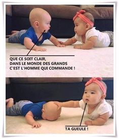 Que ce soit clair - Humour-France.fr Wtf Funny, Funny Cute, Funny Jokes, Harry Potter Anime, I Love My Son, Funny Scenes, Funny Video Memes, Funny Pins, Funny Moments