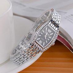 Women's Fashionable Style Alloy Analog Quartz Bracelet Watch(Assorted Colors) 2335255 2016 – $11.80