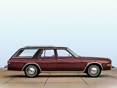 Dodge LeBaron Salon Wagon '1981