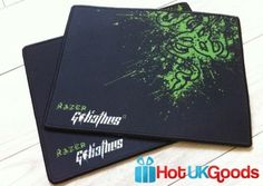 MEDIUM-Razer-Goliathus-Fragged-SPEED-Edition-Gaming-Anti-Slip-Mouse-Pad-Mat-UK