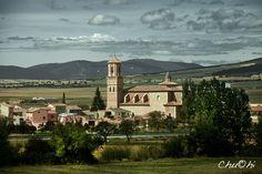 Iglesia Parroquial de San Miguel - Villarreal de Huerva (Zaragoza)