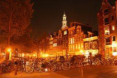 Amsterdam Night.