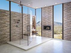 Custom Showers | Binswanger Glass Clear Glass, Frameless Shower Enclosures, Dream Shower, Glass Coating, Love Natural, Custom Shower, Glass Shower Doors, Custom Glass