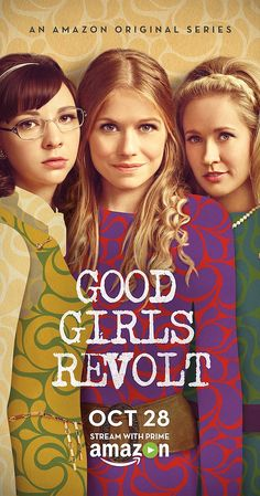 Created by Dana Calvo.  With Anna Camp, Grace Gummer, Chris Diamantopoulos, Genevieve Angelson. A look at the personal and…