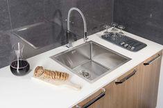 EPIC nerezový dřez 44x43x20 cm, R10 : SAPHO E-shop Sink, Shopping, Home Decor, Sink Tops, Vessel Sink, Decoration Home, Room Decor, Vanity Basin, Sinks