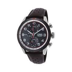 Oris Calobra Chronograph Automatic // 0177476614484-SET-SD