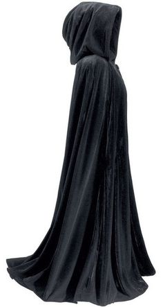 Perfect for Halloween with the kids. And I've always wanted a cloak. Anyone know where I can find it?