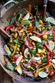 Every salad recipe you could ever want for healthy eating