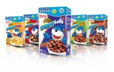 Diseño línea de cereales infantiles para Costa S.A.