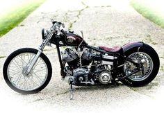 Harley | Bobber Inspiration - Bobbers and Custom Motorcycles | saltadkaramell September 2014