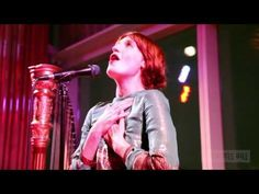 """Florence And The Machine - Shake It Out...Live @ the Boom Boom Room. A small intimate setting with Kanye West, Emma Roberts & othe celebs in attendance. This is a perfect example of what an amazing talent she is. Shake it out is a great song that can get stuck in your head for days but like much of """"Ceremonials"""", the great songs can get lost in overly grandiose production. Florence doesn't need any extra help to be epic."""