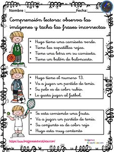 Printing Videos Architecture Home Spanish Activities, Kids Learning Activities, Spanish Language Learning, Teaching Spanish, 1st Grade Spelling, Chevron Classroom, Learning Sight Words, Classroom Jobs, Business Writing