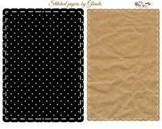 Stitched papers by Glenda Free-download