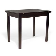 Larine Extendable Dining Table The Is Designed With Clever Engineering That Often Turns Up In Furnishings Of