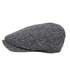 Wigens JACOB - Signature Wool Longshoreman Herringbone Hat Review Newsboy  Cap 39fae11b702a