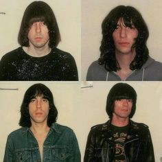 """Been a Ramones fan since the & I Think this is the only photo I've seen of Joey Ramone without his glasses "" Joey Ramone, Ramones, Punk Rock, Die Füchsin, Blue Soul, Rock N Roll, Grateful Dead Music, The Jam Band, Iggy Pop"