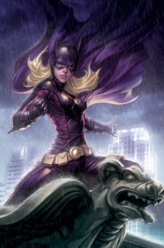 Batgirl (Vol.3) #9 - Virgin
