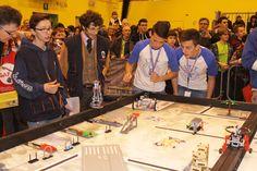 Lego League scuola media 2014