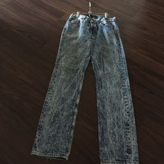 Great pair of jeans Stone wash Levis Levi's Jeans Straight Leg