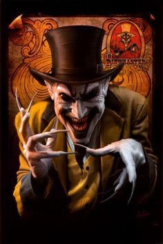 The Ringmaster: Jokers Card #2