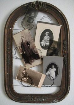 DIY: making authentic looking cabinet cards