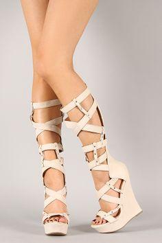 Liliana MALLIKA-47 Strap Sandle Boot - Mrs. B Fashion